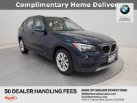 Pre-Owned 2014 BMW X1 xDrive28i in Denver, CO