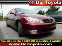 Used 2006 Toyota Camry XLE For Sale in Thorndale, PA | Near West Chester, Malvern, Coatesville, & Downingtown, PA | VIN: 4T1BE30K36U151649