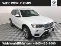 2017 BMW X3 xDrive28i xDrive28i SUV