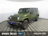 Pre-Owned 2016 Jeep Wrangler JK Unlimited Sahara SUV for Sale in Sioux Falls near Brookings