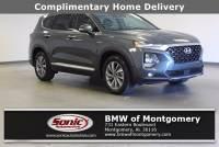 Pre-Owned 2019 Hyundai Santa Fe Limited SUV in Montgomery, AL