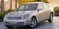 Pre-Owned 2003 INFINITI G35 Sedan