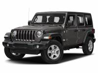 Pre-Owned 2019 Jeep Wrangler Unlimited Sahara 4x4