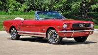 1966 Ford Mustang Convertible 289 V8 with Automatic