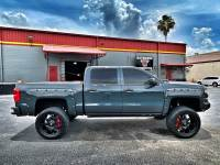 Used 2018 Chevrolet Silverado 1500 SOUTHERN COMFORT LTZ LIFTED LEATHER SCA 4x4