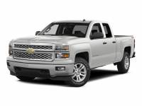 Pre-Owned 2015 Chevrolet Silverado 1500 Double Cab Standard Box 4-Wheel Drive LT VIN 1GCVKREC2FZ427496 Stock Number 11129A