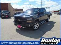 Pre-Owned 2018 Chevrolet Silverado 1500 Crew Cab Short Box 4-Wheel Drive LT Z71 VIN 3GCUKREC5JG310824 Stock Number 11096A