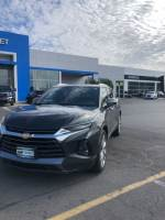 Used 2019 Chevrolet Blazer For Sale at Burdick Nissan   VIN: 3GNKBKRS3KS592600