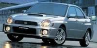 Pre-Owned 2002 Subaru Impreza Sedan 4dr Sdn WRX Manual