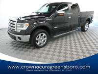 Pre-Owned 2013 Ford F-150 Lariat in Greensboro NC