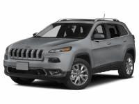 2015 Jeep Cherokee Latitude 4x4 SUV
