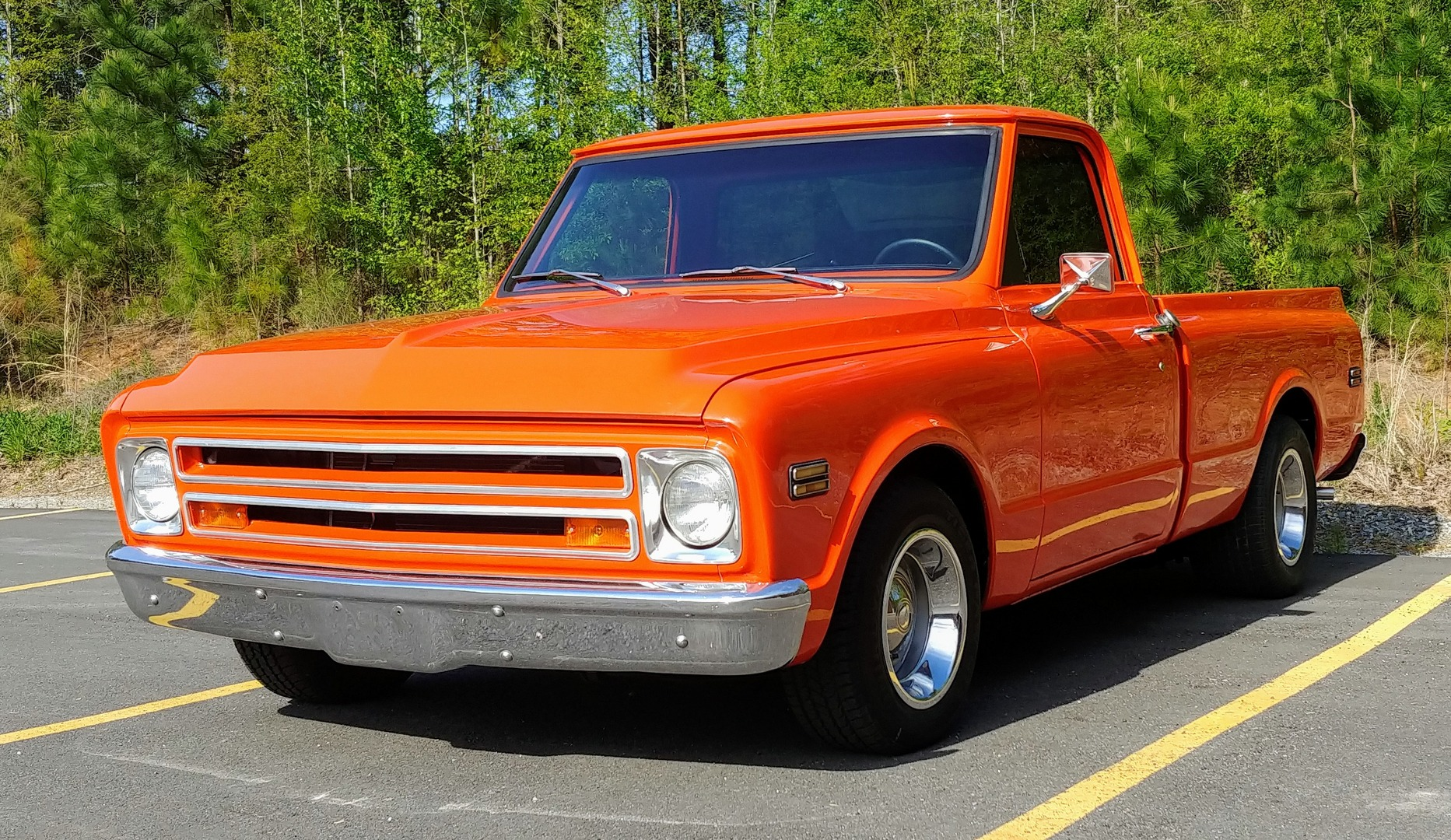 Photo 1968 Chevrolet Pickup -C10 - Nicely Restored - Southern Truck