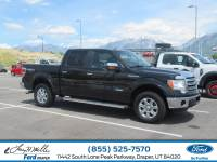 2013 Ford F-150 Lariat Crew Cab Short Bed Truck V6 24V GDI DOHC Twin Turbo