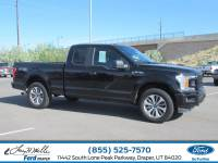2018 Ford F-150 XL Extended Cab Short Bed Truck V6 24V PDI DOHC Twin Turbo
