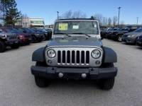 Used 2015 Jeep Wrangler Unlimited Sport 4x4 in Gaithersburg