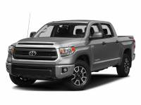 Pre-Owned 2016 Toyota Tundra 4WD Truck 4WD CrewMax Short Bed 5.7L FFV SR5 (SE)