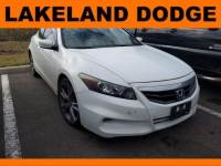 Pre-Owned 2012 Honda Accord Coupe EX-L