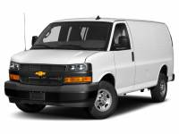 Pre-Owned 2020 Chevrolet Express Cargo Van