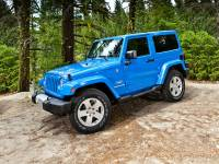 Used 2015 Jeep Wrangler For Sale at Burdick Nissan | VIN: 1C4AJWAGXFL739674