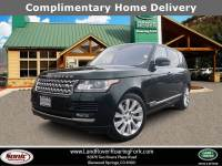 Certified Used 2017 Land Rover Range Rover V8 Supercharged LWB SUV in Glenwood Springs, CO