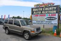 Used 2006 Jeep Commander Limited