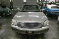 Used 2002 Cadillac DeVille GOLD PACKAGE