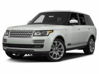 Pre-Owned 2017 Land Rover Range Rover 5.0L V8 Supercharged in Macomb, MI