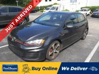 Used 2017 Volkswagen Golf GTI For Sale at Fred Beans Volkswagen   VIN: 3VW447AU7HM059925