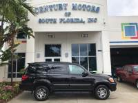 2006 Toyota Sequoia Limited 4x4 1-Owner 3rd Row Leather Navigation Sunroof