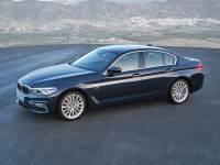 2017 BMW 5 Series 540i xDrive 540i xDrive Sedan
