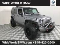 2016 Jeep Wrangler Unlimited Rubicon SUV