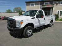 Used 2013 Ford F-250 4x4 Reg Cab Service Utility Truck