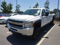 Pre-Owned 2014 Chevrolet Silverado 3500HD Work Truck Truck Crew Cab
