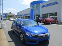 Certified 2016 Honda Civic LX Sedan