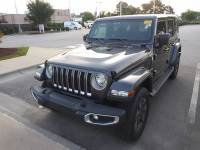 Pre-Owned 2018 Jeep Wrangler Unlimited Sahara SUV