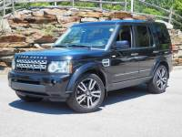 Pre-Owned 2012 Land Rover LR4 SUV