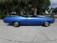 1972 Chevrolet Chevelle -CONVERTIBLE - SS TRIBUTE - FLORIDA CAR -