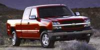 Pre-Owned 2003 Chevrolet Silverado 1500 4WD Extended Cab Standard Box