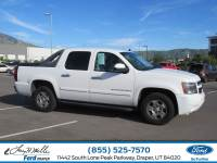 2007 Chevrolet Avalanche 1500 LT w/1LT Truck Crew Cab V-8 cyl