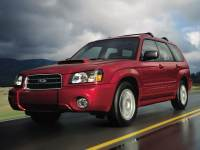 Used 2005 Subaru Forester For Sale at Harper Maserati | VIN: JF1SG656X5H748273