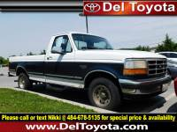 Used 1995 Ford F-150 Special For Sale in Thorndale, PA | Near West Chester, Malvern, Coatesville, & Downingtown, PA | VIN: 1FTEF15N2SNA85900