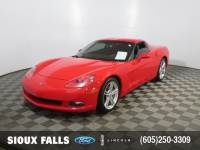 Pre-Owned 2010 Chevrolet Corvette Coupe for Sale in Sioux Falls near Brookings