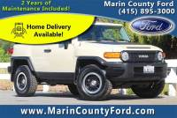 Used 2010 Toyota FJ Cruiser 38V06002 For Sale | Novato CA