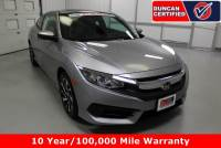 Used 2017 Honda Civic Coupe For Sale at Duncan's Hokie Honda | VIN: 2HGFC4B08HH302764