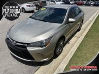 2017 Toyota Camry 4D