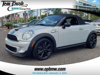 2015 MINI Roadster Cooper S Roadster Convertible in Jacksonville