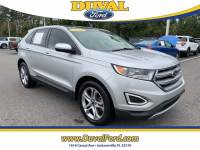 Used 2016 Ford Edge For Sale in Jacksonville at Duval Acura | VIN: 2FMPK3K88GBC16552