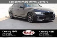 Pre-Owned 2014 BMW 3 Series Sedan in Greenville, SC