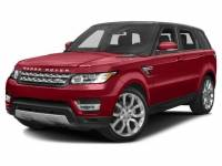 Certified Pre-Owned 2017 Land Rover Range Rover Sport HSE SUV For Sale in Huntington, NY