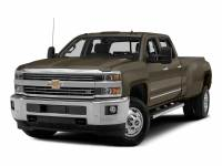 Pre-Owned 2015 Chevrolet Silverado 3500HD Built After Aug 14 Crew Cab Standard Box 4-Wheel Drive High Country